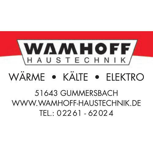 Wamhoff Haustechnik
