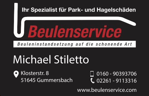 Beulenservice Michael Stiletto